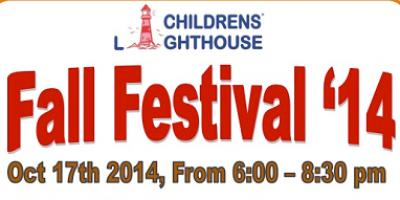 Harmony's Children Lighthouse Learning Center Hosts Fall Festival '14