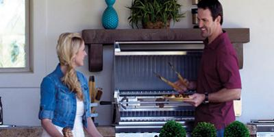 Darling Homes Offers Free Outdoor Kitchen Upgrade