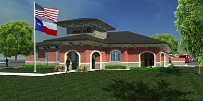 New Fire Station Coming to Harmony