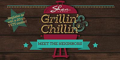 Shea Homes Hosts Afternoon of Burgers and Craft Beer