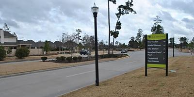 Rayford Road's Four Lanes, Median To Be Extended Throughout Harmony