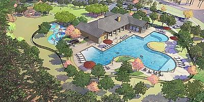 Harmony's Second Rec Center & Pool Opens This Summer